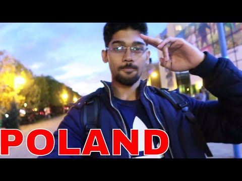 My First Time in Katowice, Poland Vlog