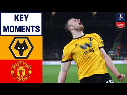 Wolves 2-1 Manchester United | Key Moments | Emirates FA Cup 18/19 Mp3