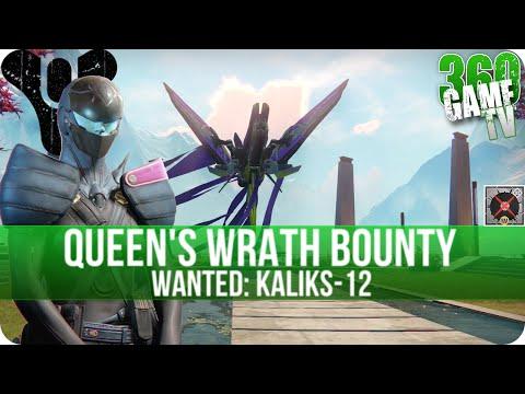 Destiny - Wanted: Kaliks-12 (Skywatch Earth) - Queens Wrath Bounty Walkthrough / Location