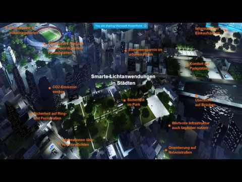 Smart City Lighting - Mehrwert der vernetzten Beleuchtung