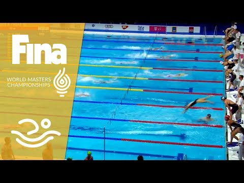 RE-LIVE - Swimming Day 5: Duna Arena Pool A PM | FINA World Masters Championships 2017 - Budapest