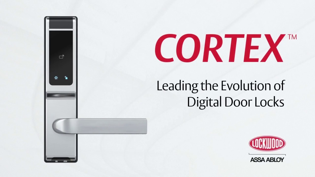 Lockwood Cortex Digital Door Lock Youtube