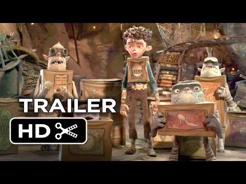The Boxtrolls Official Trailer #1 (2014) - Simon Pegg Movie HD