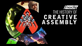 The History Of Creative Assembly (total War / Alien Isolation)   Documentary