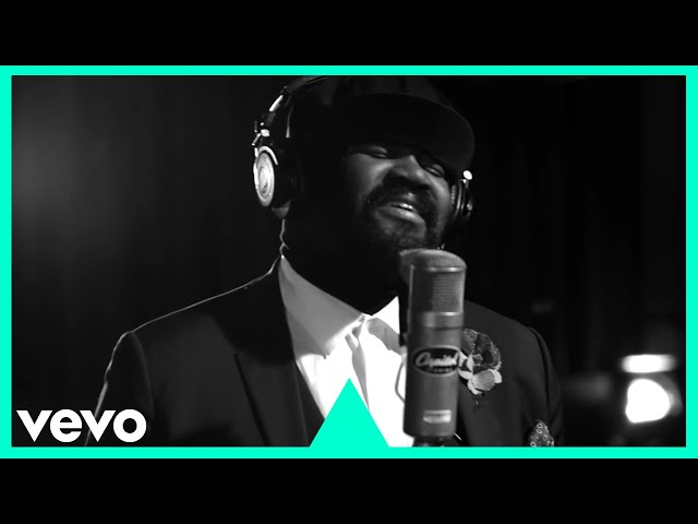 Gregory Porter – Don't lose your steam (1 mic 1 take)