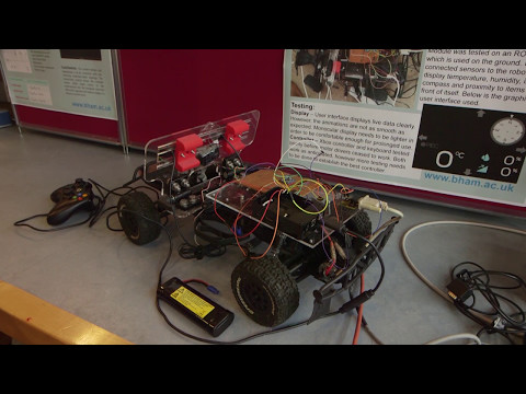 Final year projects - Department of Electronic, Electrical and