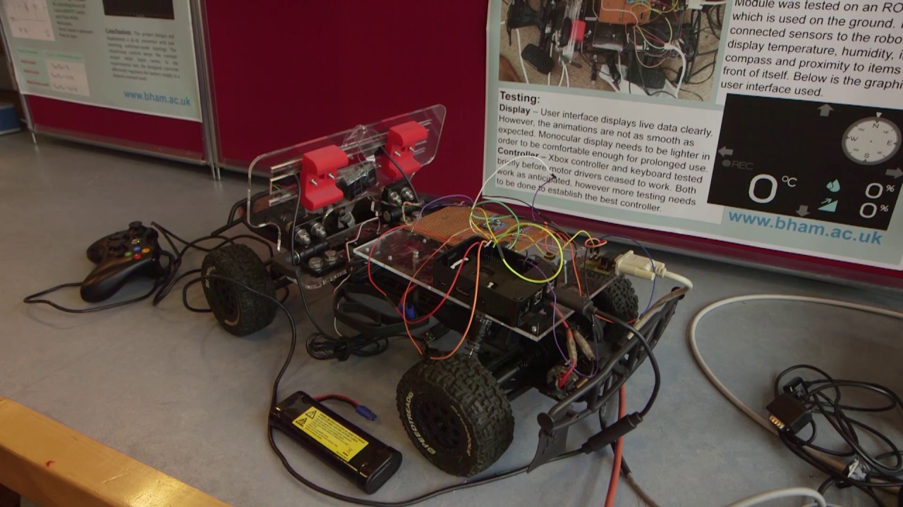 Final year projects - Department of Electronic, Electrical and ...