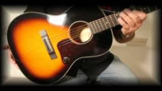 The Epiphone EL-00 Acoustic Guitar