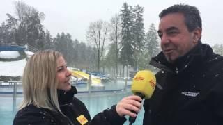Kein Witz: Das Waldbad Gisingen startet in Freibadsaison