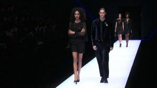 Moda Milano, Emporio Armani, il coraggio dell'individualità