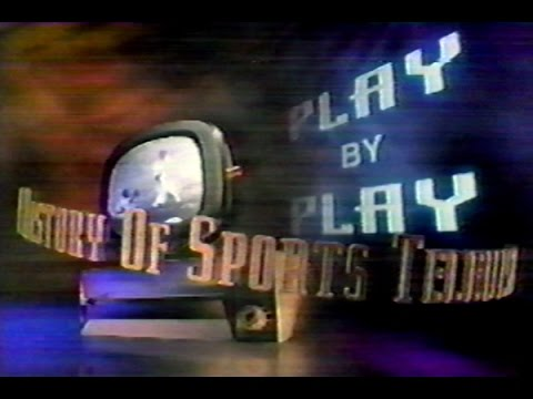 Play by Play - A History of Sports Television Part 2
