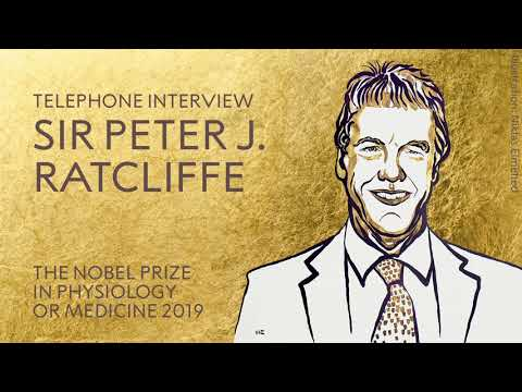 """Sir Peter J. Ratcliffe: """"We make knowledge. That's what I do."""""""
