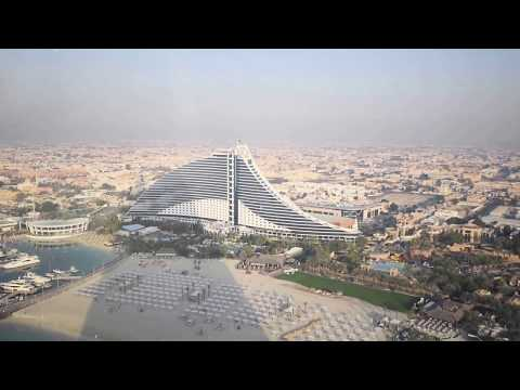 Burj Al Arab - Panoramic Suite - World's Only 7 Star Hotel
