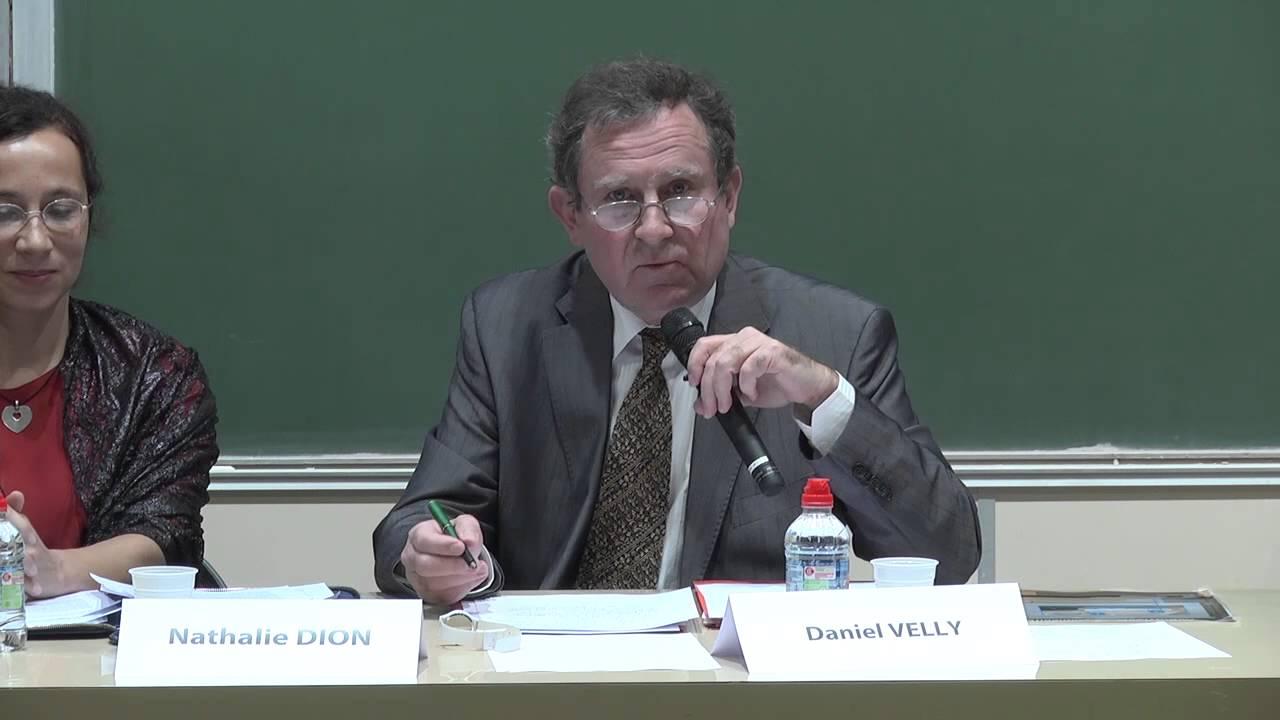 Passion de la justice 3/4 ; Témoignage de Daniel Velly - YouTube