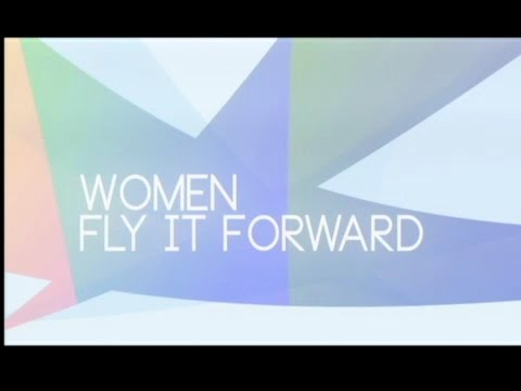 Press Conference - Women Fly it Forward