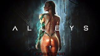 Darksynth / Cyberpunk / Midtempo Mix 'ALLEYS'