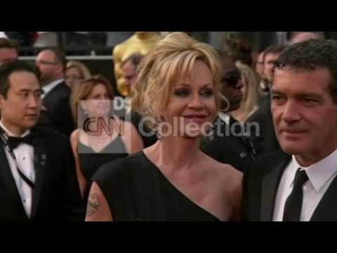 FILE-MELANIE GRIFFITH ANTONIO BANDERAS DIVORCING