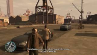 GTA 4   Mission #77 - To Live and Die in Alderney