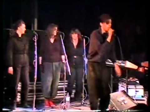 Fad Gadget - Coitus Interruptus (Live 1983)