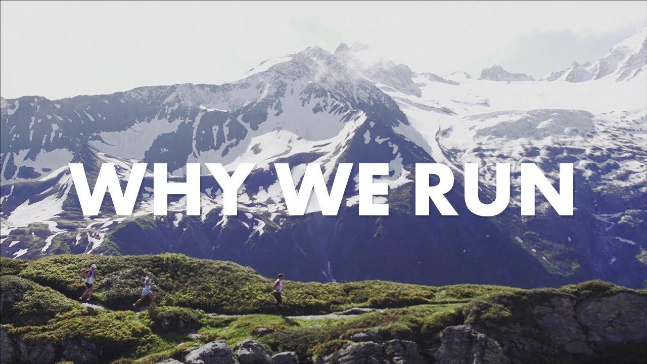 Download Why We Run w/Bernd Heinrich | Salomon TV Throwback