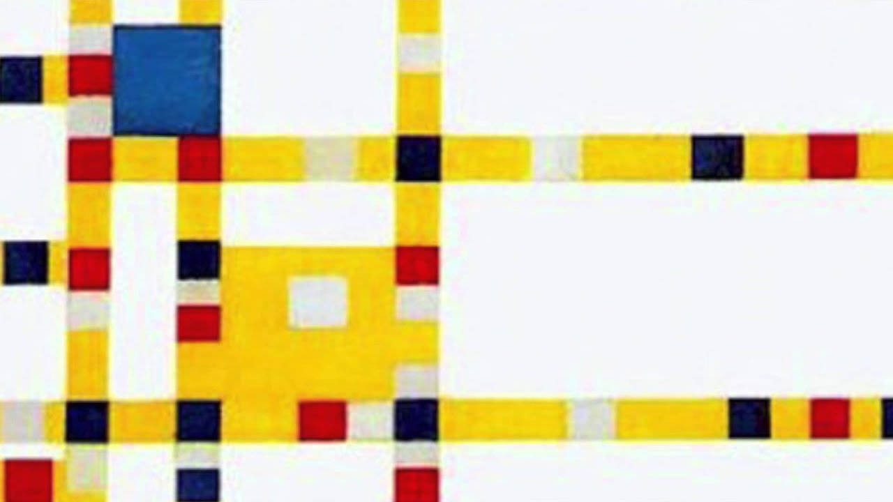 Mondrian - YouTube