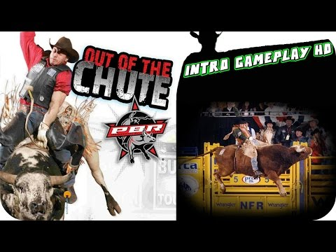 Pro Bull Riders - Out of the Chute  INTRO & Gameplay HD