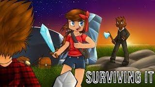 """♪ """"Surviving It"""" - A Minecraft Parody of Krewella - Killin it ♪"""