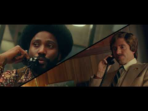 BLACKkKLANSMAN Trailer 1 (Universal Pictures) HD