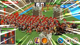 Play Grow Empire but i Lv up Item to 1000 in wave 50000 screenshot 5