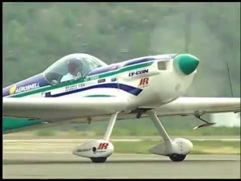 Matt Chapman Aerobatics in the Mudry CAP 231EX
