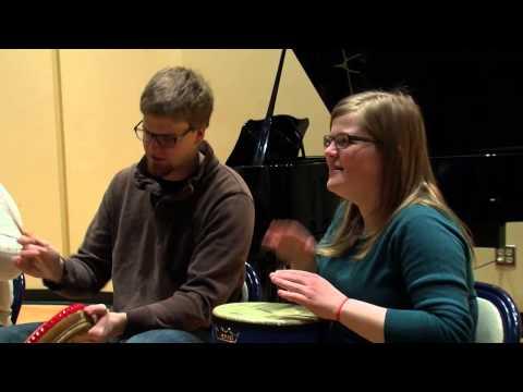 Music Therapy program at Mercyhurst University