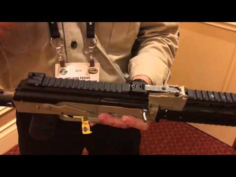 Texas Weapon Systems Gen-3 Dog Leg Rail and Hand Guard Kit for Tactical AK's