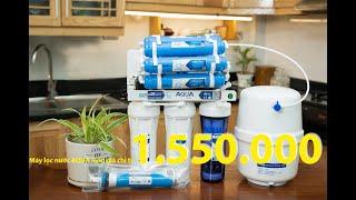 Máy lọc nước RO AQUA lead giá 1.550.000. Hotline: 0948584985
