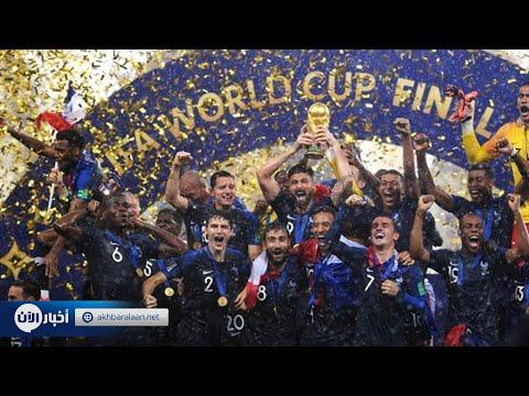 4 دول تتقدم بملف مشترك لاستضافة كأس العالم المئوية  - 07:54-2019 / 2 / 15