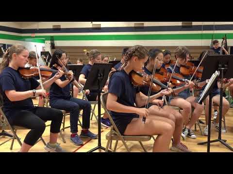 Parkway-Rockwood Orchestra Camp Summer Concert 2018Kaynak: YouTube · Süre: 14 dakika4 saniye