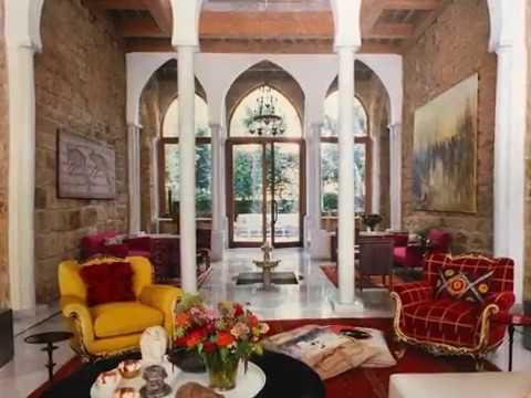 Inside Beirut Heritage Houses 1داخل بيوت بيروت التراثية