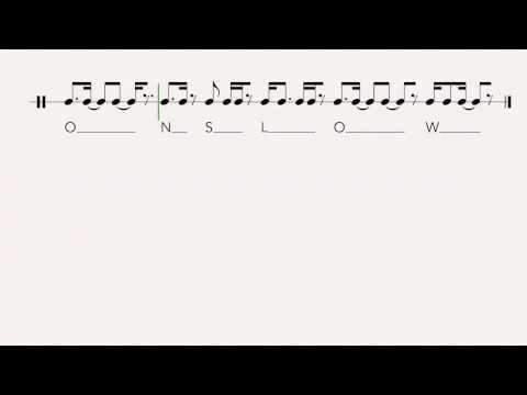 Onslow in Morse Code
