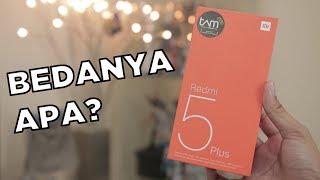 Unboxing Redmi 5 Plus Garansi Resmi Indonesia! (Plus update video review)