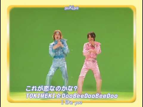 [WaT] TOKIMEKI☆DooBeeDoo - PV (eng sub)
