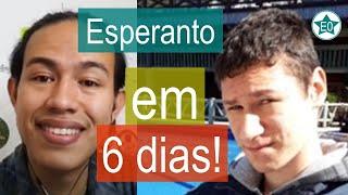 Conversa Pedro Henrique | Esperanto do ZERO!