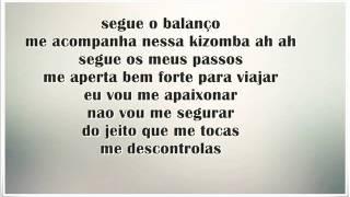 Mika Mendes - Apaixonado feat Claudio Ismael (letra)