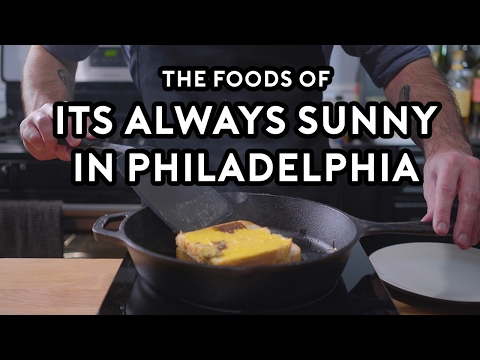 Binging with Babish: Its Always Sunny in Philadelphia Special