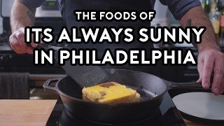 Binging with Babish: It's Always Sunny in Philadelphia Special by : Andrew Rea