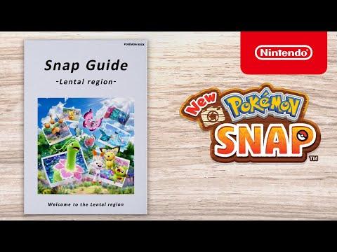 New Pokémon Snap - Overview Trailer - Nintendo Switch