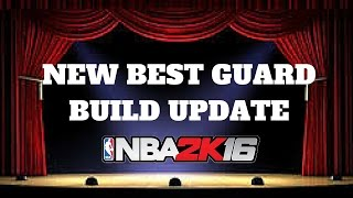 NBA 2K16 NEW MOST DOMINATE POINT GUARD BUILD | 6'5 PG
