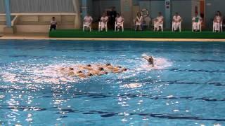 Синхронное плавание СКИФы