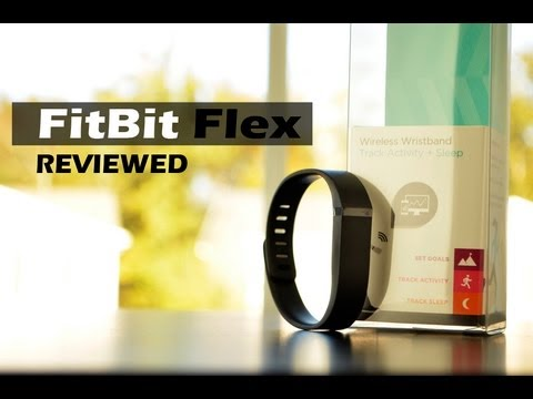 REVIEW - Fitbit Flex