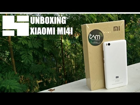 Unboxing Xiaomi Mi4i Indonesia