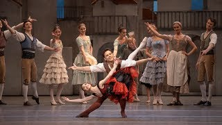 Why The Royal Ballet love performing Don Quixote
