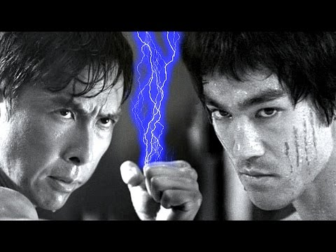 Bruce Lee VS Donnie Yen! - ☯Ip Man VERSUS Dragon | Wing Chun vs Jeet Kune Do! J. Vargas TV!